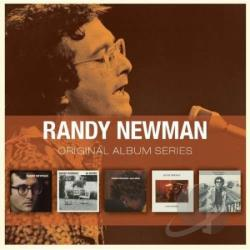 Newman, Randy - Original Album Series CD Cover Art