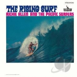 Allen, Richie - Rising Surf CD Cover Art