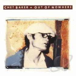 Baker, Chet - Out of Nowhere CD Cover Art
