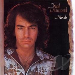 Diamond, Neil - Moods CD Cover Art