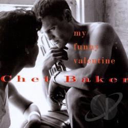 Baker, Chet - My Funny Valentine CD Cover Art