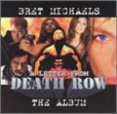 Michaels, Bret - A Letter From Death Row: The Album CD Cover Art