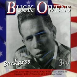 Owens, Buck - Buckaroo CD Cover Art