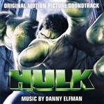 Elfman, Danny / Original Soundtrack - Hulk CD Cover Art