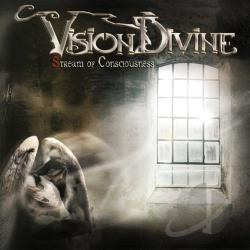 Vision Divine - Stream Of Consciouness CD Cover Art