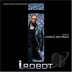 I, Robot - I, Robot CD Cover Art