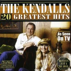 Kendalls - 20 Greatest Hits CD Cover Art