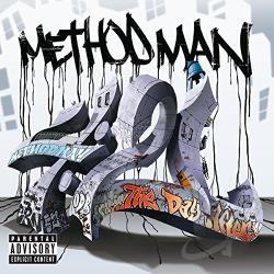 Method Man - 4:21... The Day After CD Cover Art