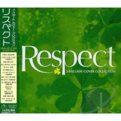 Respect-J-Ballade Cover Collection CD Cover Art