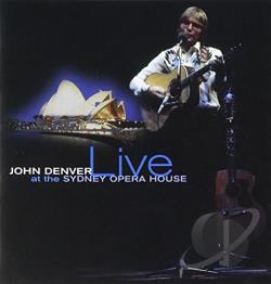 Denver, John - Live at the Sydney Opera House CD Cover Art