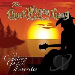 Chuck Wagon Gang - 30 Country Gospel Favorites CD Cover Art