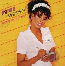 Summer, Donna - She Works Hard for the Money CD Cover Art