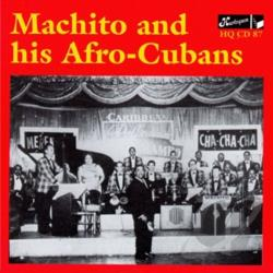 Machito / Machito & His Afro-Cubans - Machito & His Afro Cubans CD Cover Art