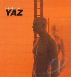 Yazoo - Best of Yaz CD Cover Art