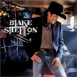Shelton, Blake - Blake Shelton CD Cover Art