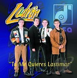 Grupo Ladron - Tu Me Quieres Lastimar CD Cover Art