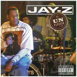 Jay-Z - Unplugged CD Cover Art