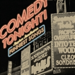 Comedy Tonight: Stephen Sondheim's Funniest Songs CD Cover Art