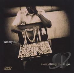 Steely Dan - Everything Must Go CD Cover Art