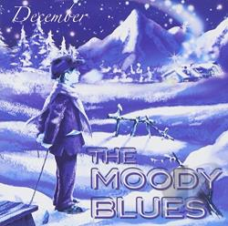 Moody Blues - December CD Cover Art