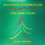 Mannheim Steamroller - Christmas Celebration CD Cover Art