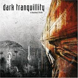 Dark Tranquillity - Character CD Cover Art