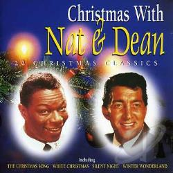 Cole, Nat King - Christmas With Nat & Dean CD Cover Art