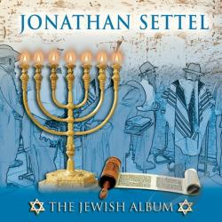 Settel, Jonathan - Jewish Album CD Cover Art