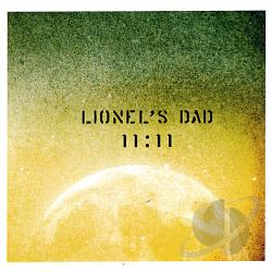 Lionel's Dad - 11:11 CD Cover Art