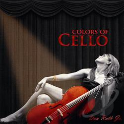 Rath, Don Jr. - Colors Of Cello CD Cover Art