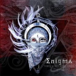 Enigma - Seven Lives Many Faces CD Cover Art