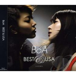 Boa - Best & USA CD Cover Art