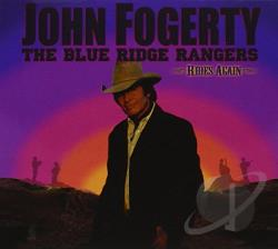 Fogerty, John - Blue Ridge Rangers: Rides Again CD Cover Art