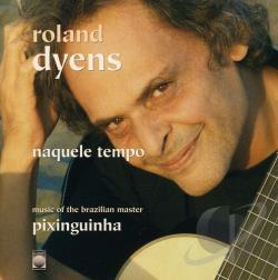 Dyens, Roland - Naquele Tempo CD Cover Art