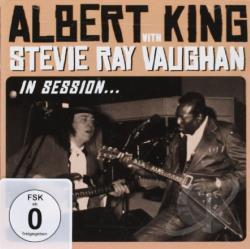 Albert King Stevie Ray Vaughan In Session Cd Album