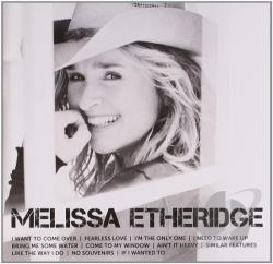 Etheridge, Melissa - Icon CD Cover Art