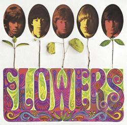 Rolling Stones - Flowers CD Cover Art