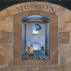 Pam Scott Project - Mission CD Cover Art