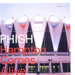 Phish - Hampton Comes Alive CD Cover Art
