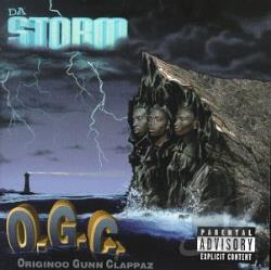 Originoo Gunn Clappaz - Da Storm CD Cover Art