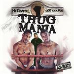 Da Odd Couple - Thug Mania CD Cover Art