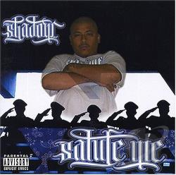 Mr. Shadow - Salute Me CD Cover Art