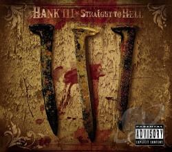 Williams, Hank III - Straight to Hell CD Cover Art