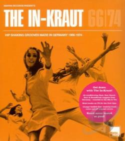 In-Kraut: Hip Shaking Grooves Made in Germany 1966-1974 CD Cover Art