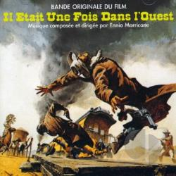 Once Upon A Time In The West CD Cover Art