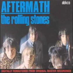 Rolling Stones - Aftermath LP Cover Art