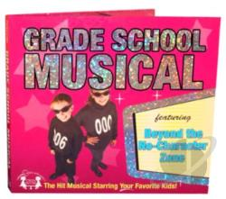 Twin Sisters - Grade School Musical CD Cover Art