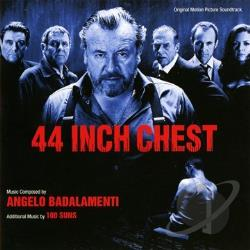 Badalamenti, Angelo - 44 Inch Chest CD Cover Art