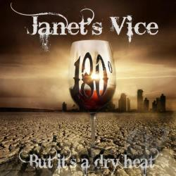 Janet's Vice - 180A (But It's a Dry Heat) CD Cover Art