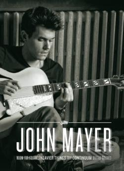 Mayer, John - John Mayer CD Cover Art